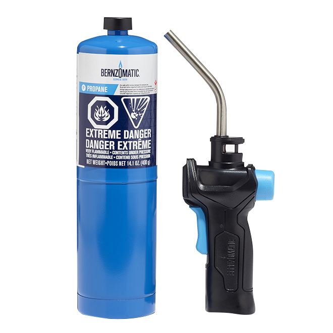 Multi-Use Propane Torch Kit - 14.1 oz - 2 Pieces