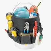 Tool holder on pail