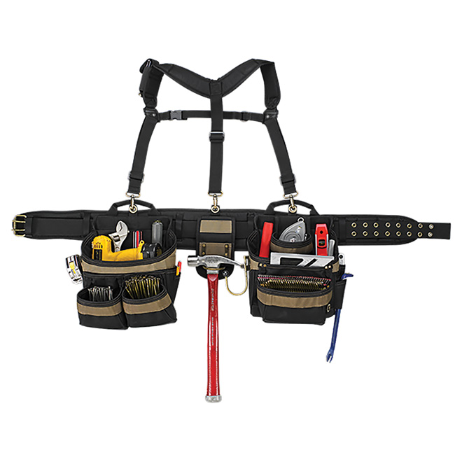Apron and Harness
