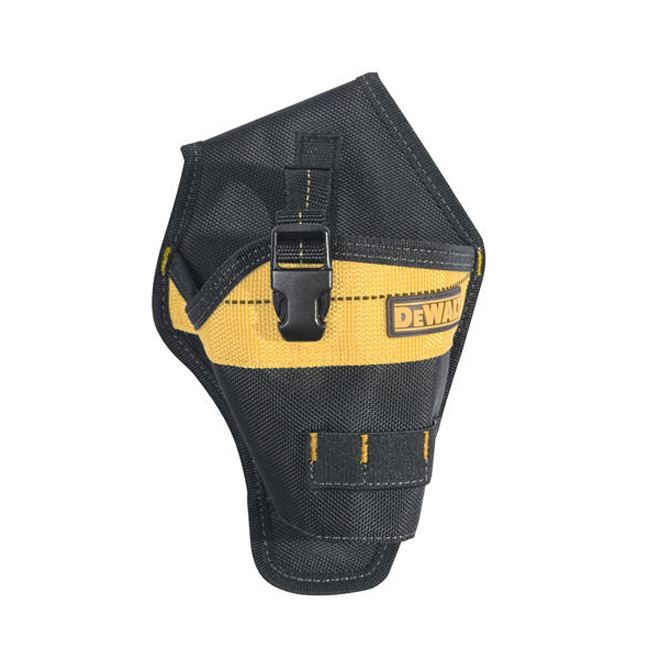 Heavy-Duty Holster for Impact Driver - Black/Yellow