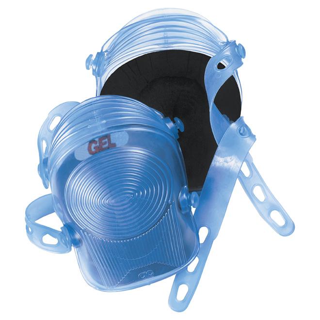Professional Ultra-Flex(R) Gel Kneepads Blue