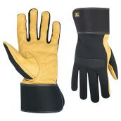 Men's Leather Work Gloves