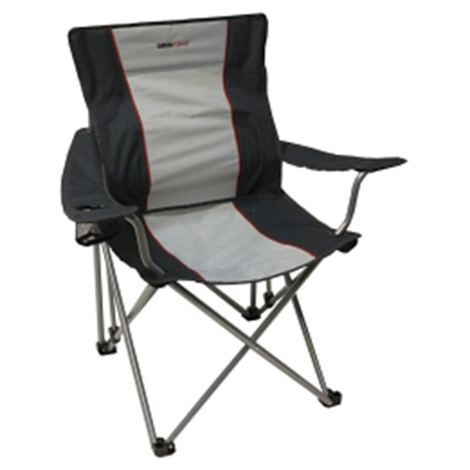 Folding Chair - Ergonomic - Blue