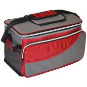 "Hard-Side Folding Cooler - Hybrid-Z- 16""x 10"" x 8"" - Red"