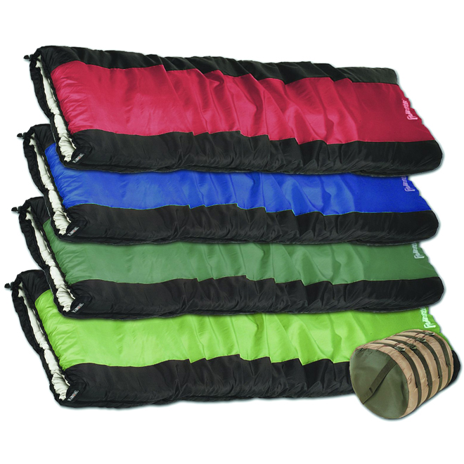 """Sleeping Bag - Nomad 3 - Rated to -5°C - 32"""" x 81"""" - 3 lbs"""