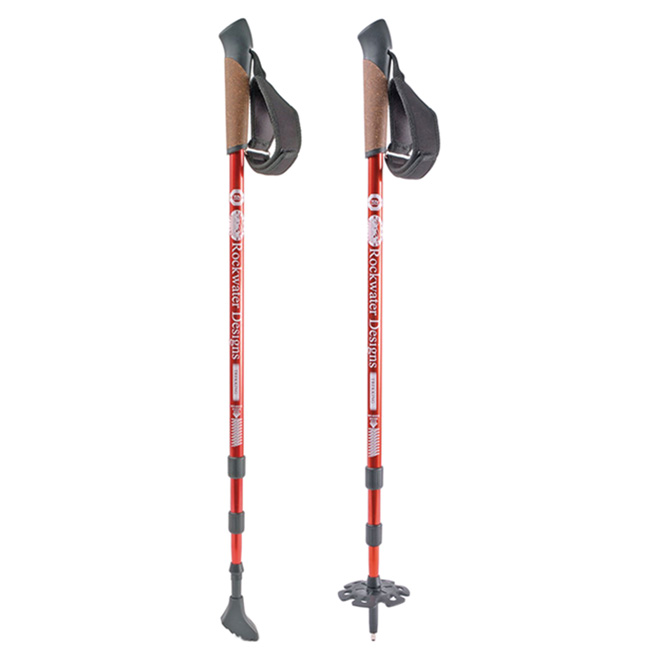 Extendable Walking Poles - Rockwater Nordic - 24'' to 51''