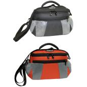 Insulated Bag Lunch Bucket - Black and Burnt Orange