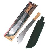 Bolo Machete Knife with Belt Sheath - 15