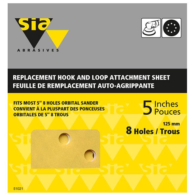 """5"""" Abrasive Disc - 40 Grit - 4-Pack"""