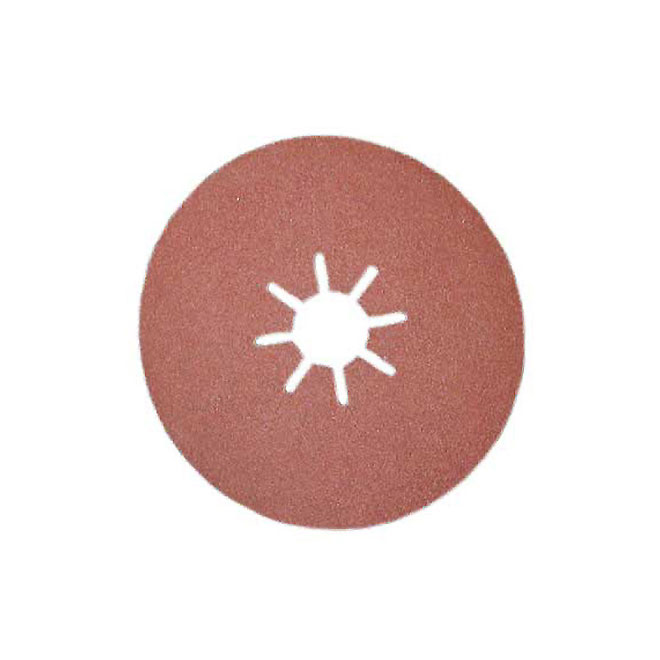 "Fibre and Resin Abrasive Disc - 50 Grit - 4"" X 5/8"""