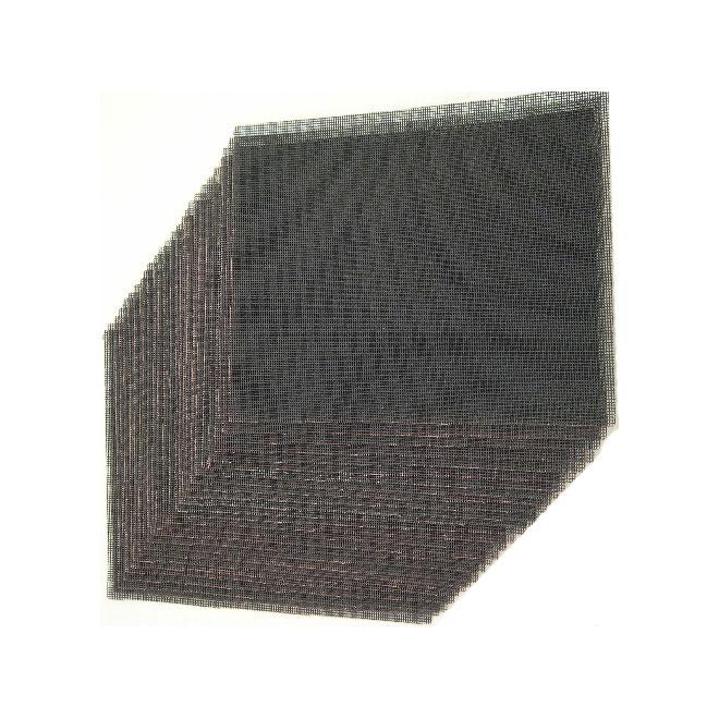 "Papier abrasif à gypse, grain 80, 4 3/16"" X 11"""