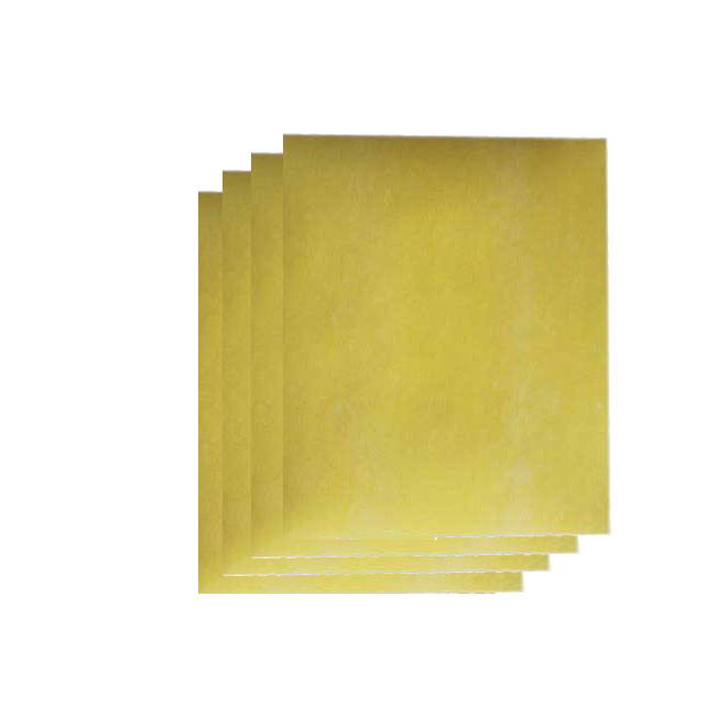 "Abrasive Paper - 60 Grit - 9"" X 11"" - 4-Pack"
