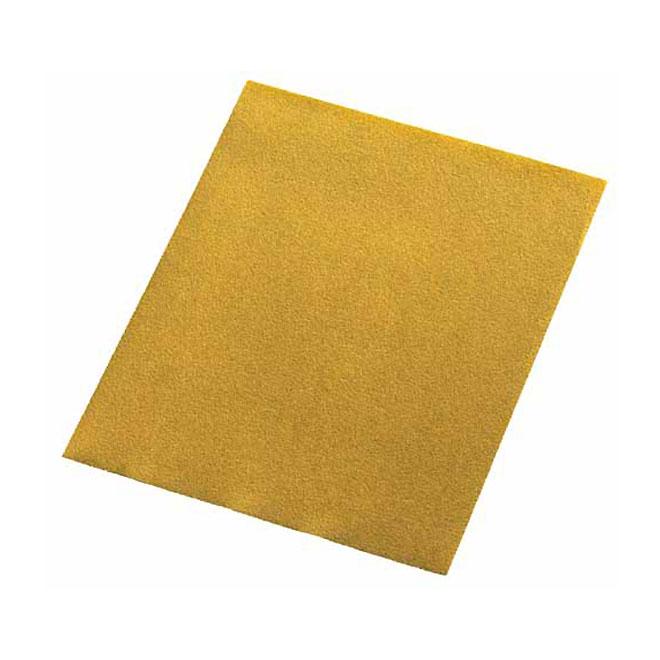 "Papier abrasif multi-usage, grain 220, 9"" x 11"""