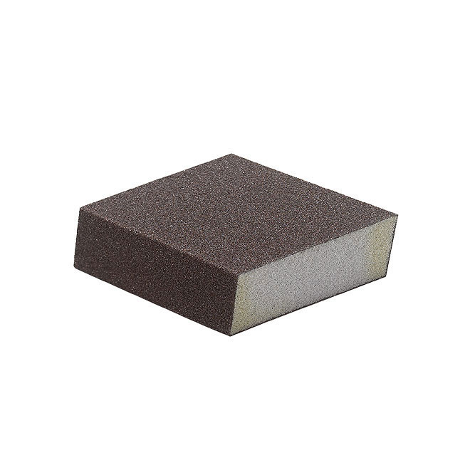 "Sanding Sponge - Medium-Coarse Grit - 1"" X 3"" X 5"""