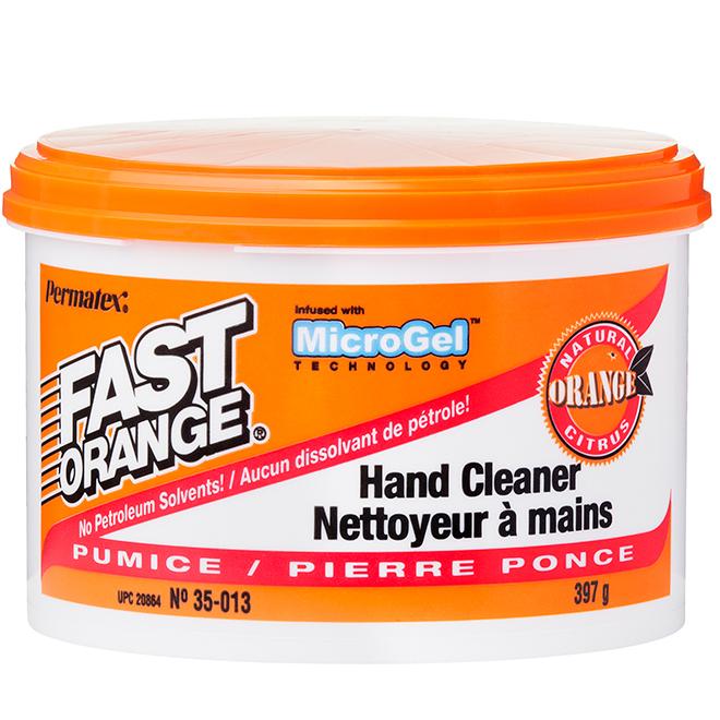 Fast Orange Hand Cleaner - Pumice - 397 g