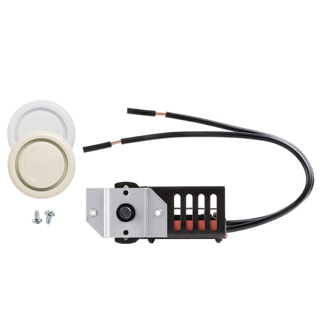 Dimplex Built-In Non-Programmable Thermostat - Single Pole