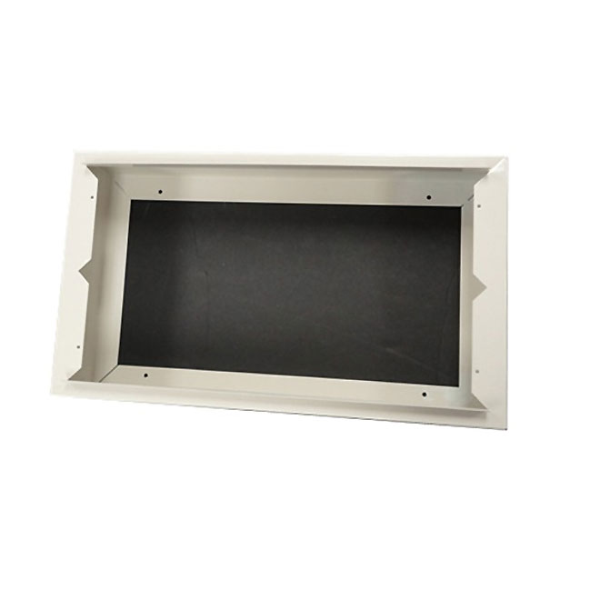"Surface Mount Box - 9 7/8"" x 17 1/8"" - White"