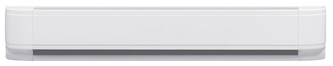 """Baseboard Heater Without Thermostat - 1500 W - 40"""" - White"""