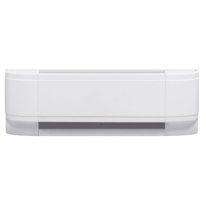 """Baseboard Heater Without Thermostat - 500 W - 20"""" - White"""
