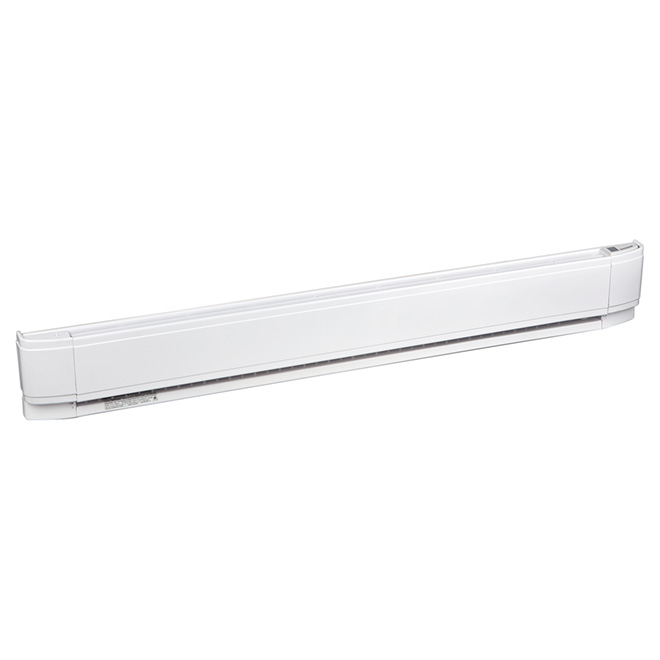 2,000-W Baseboard Heater with Built-in Thermostat