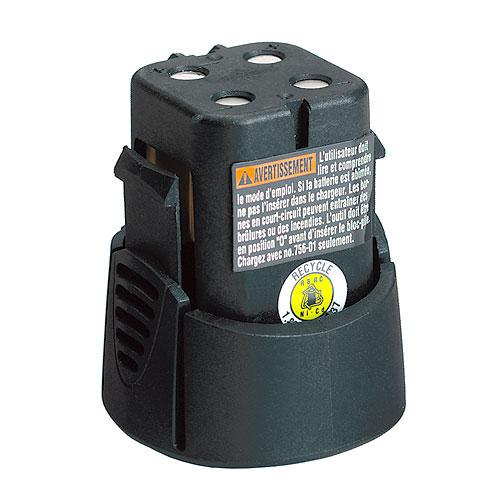 Batterie de rechange pour outil rotatif