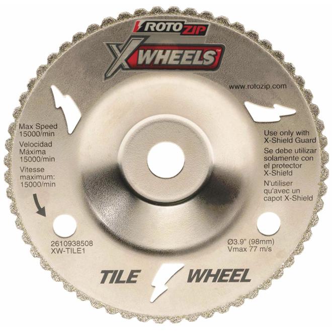 Tile Cut-Off Wheel