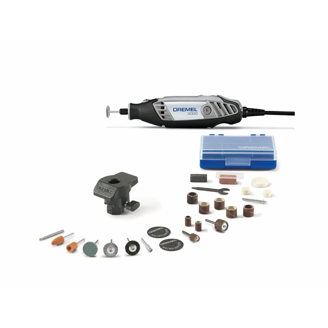 Rotary Tool with accessories