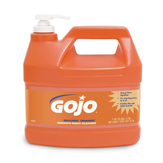Orange Hand Cleaner - 3.78L