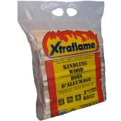 Wood Kindling - Recycled Wood - 0.3 cu. ft.