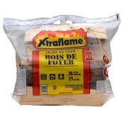 Bois de chauffage Xtraflame(MD), bois franc, 0,75 pi³
