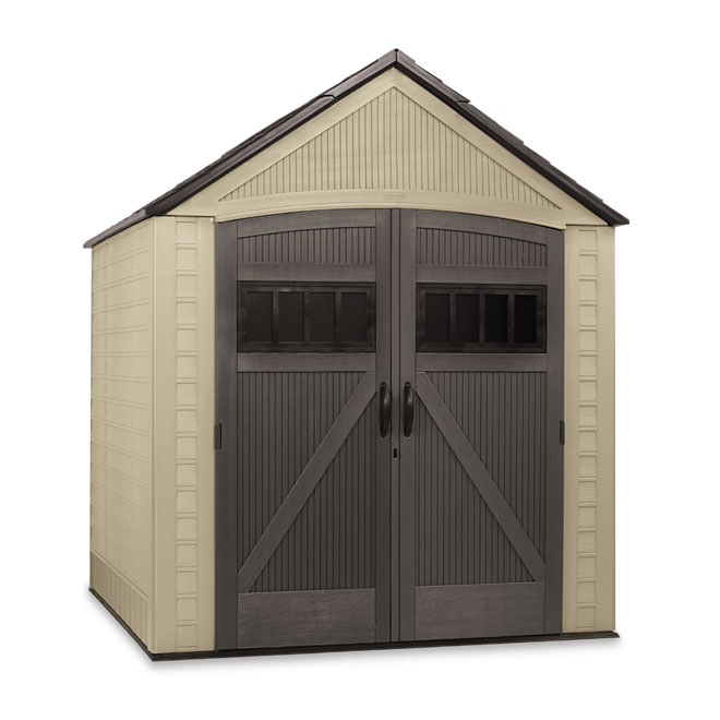 "Shed - 7' x 7' ""Roughneck"" Garden Shed"