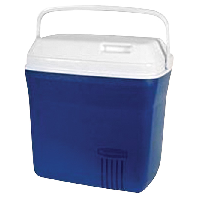 Cooler - 26 Can Capacity - 20L - Blue