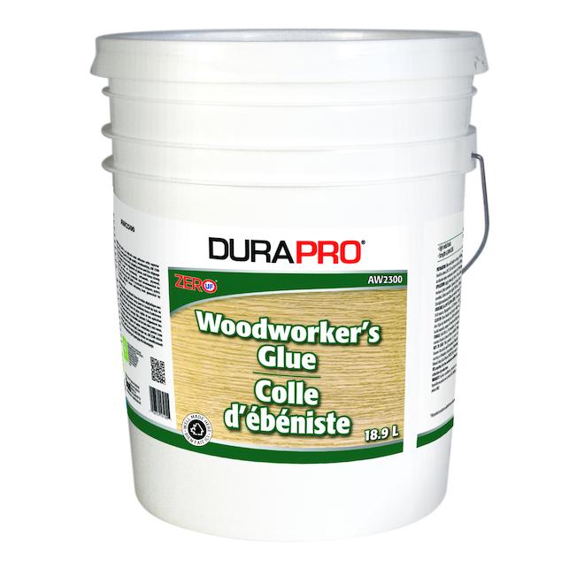 DURAPRO Woodworker's Glue - 4000 lb - 18.9 L