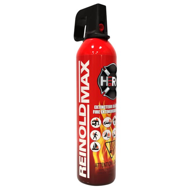 Reusable Extinguisher with Holder - Aerosol - 750 mL