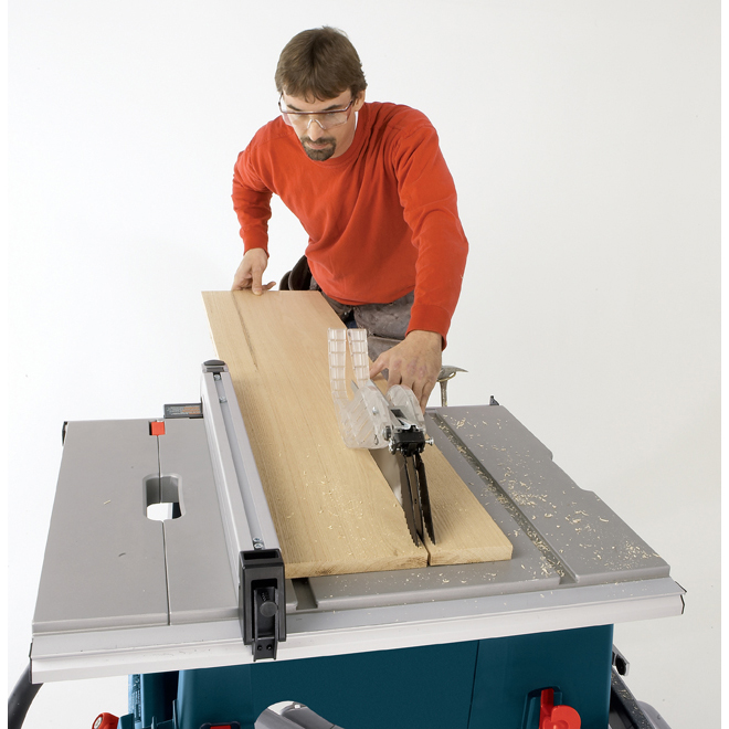 Table Saw with Gravity Rise(TM) Wheeled Stand - 10''