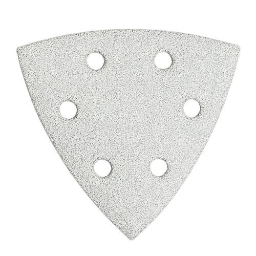 Papier abrasif pour peinture Bosch, grains variés 60, 120, 240, paquet de 6