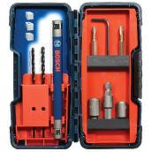 9-pc drill bit set