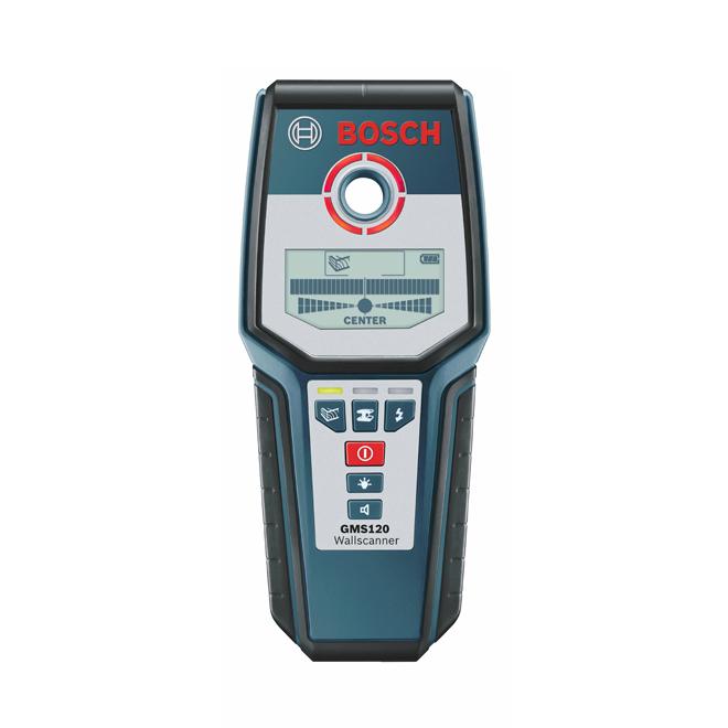 Bosch Digital Multi Scanner - 9 V - Blue and Black