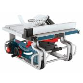 Portable Table Saw - 10