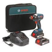 Brushless Impact Driver Kit - 1/4''/1/2'' -18V