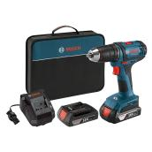 Compact Cordless Drill/Driver - 18 V - 1/2''