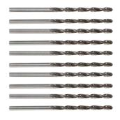 Black Oxide Drill Bit Set - 13-Pieces