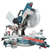Dual-Bevel Siding Compound Mitre Saw -12