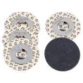 EZ Lock(TM) Sanding Discs - 120 Grit - 5-Pack