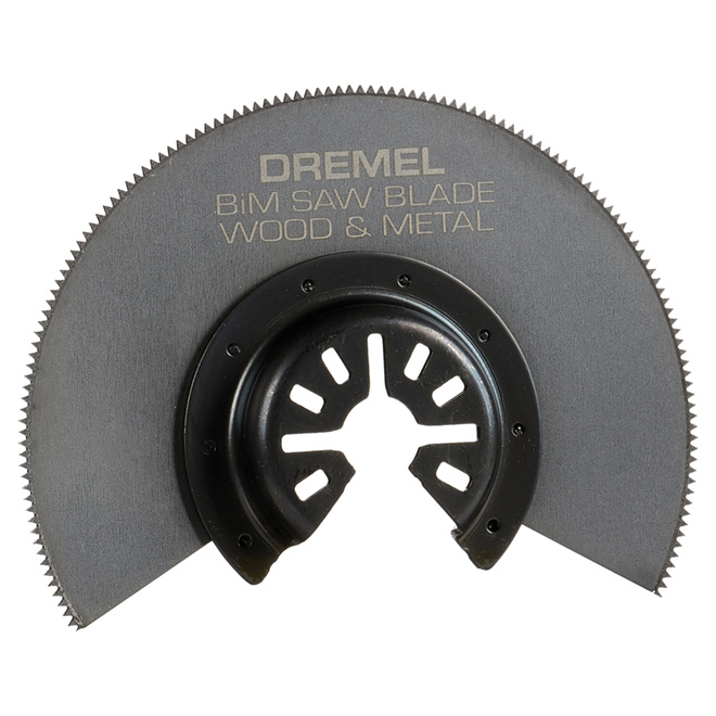 Wood/Metal Saw Blade for Oscillating Tool