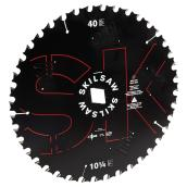 Lame de scie circulaire, Sawsquatch, 40 dents, 10 1/4""