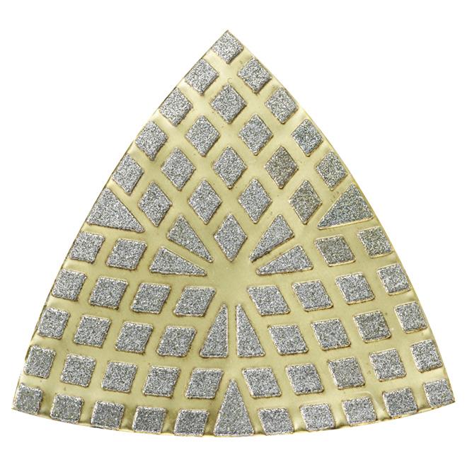 Papier diamanté, grain 60