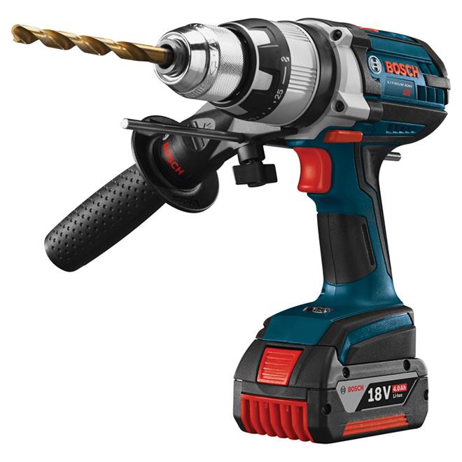 """18V Cordless Hammer Drill - 1/2"""""""