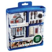 Accessory Set for Rotary Tool - 160-Piece
