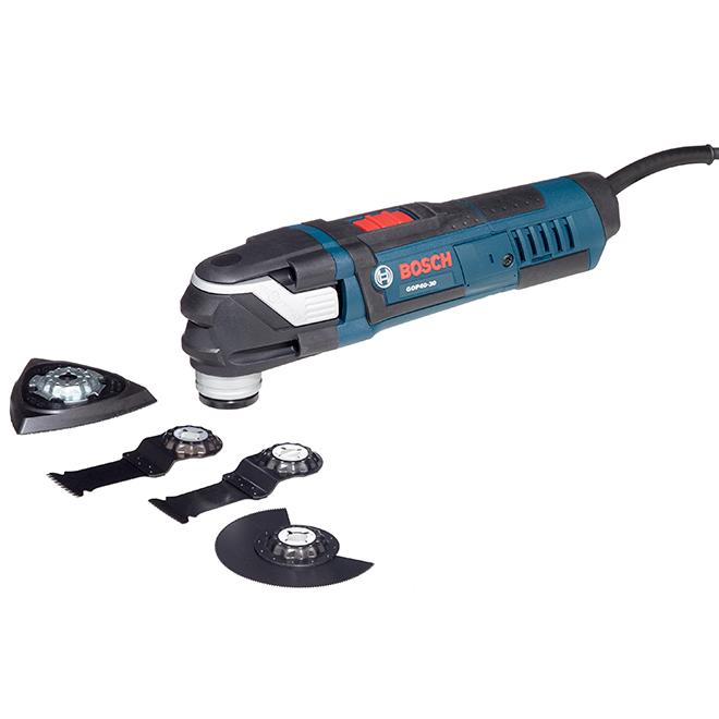 Oscillating Multi-Tool Kit - StarlockPlus - 30 Pieces